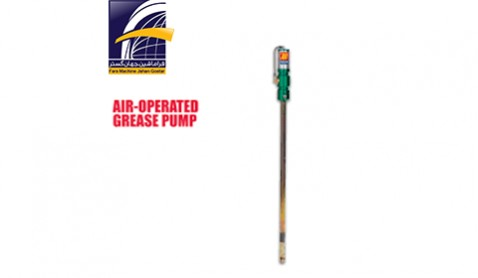 AIR-OPERATED TRANSFER GREASE PUMPS